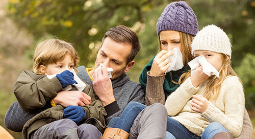 Are you 6 months of age or older? See a provider about the flu vaccine soon.