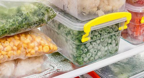 Frozen Foods: ACool Way to Eat Well