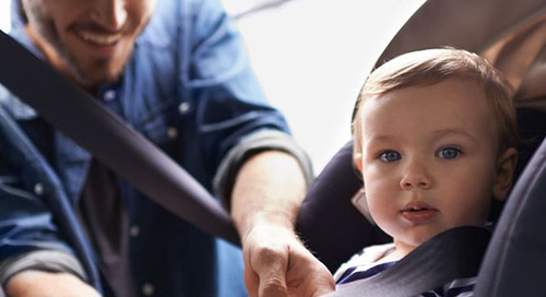 New Car Seat Law for California Kids: Rear-Facing Seats are a Must For Those Under 2