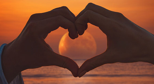 """What """"I love you to the moon and back"""" says about your heart"""