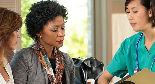 Covenant nurses on finding the right job