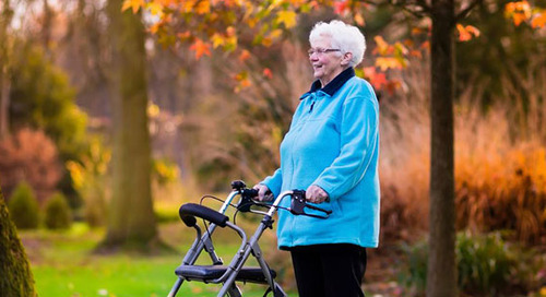 Preventing Falls is a Foundation of Healthy Aging