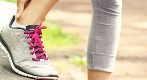 Ankle Sprains can be a Long-Term Pain