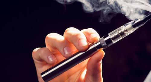 E-cigs Not Worth a Smoke Break