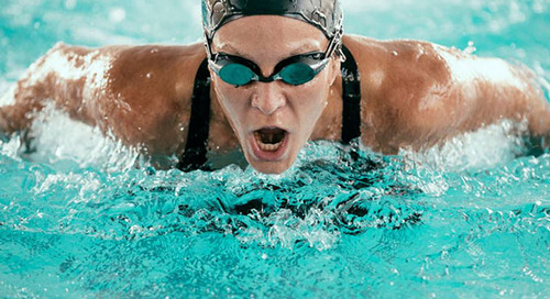 Go for the Gold with Olympian Health Habits