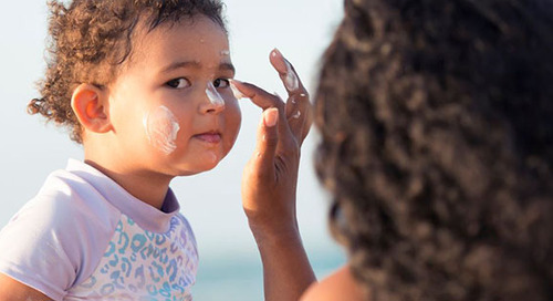 Choosing the Best Sunscreen for Your Child