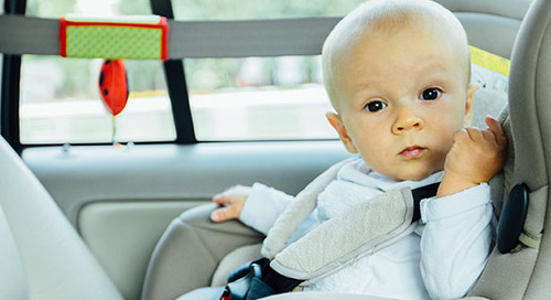 What you need to know about the new AAP car seat safety guidelines
