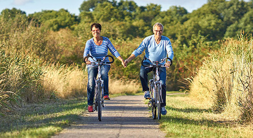 When launching an exercise routine with arthritis, look for a custom fit