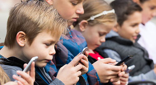 Hold the phone? How to tell when your tween is ready for one