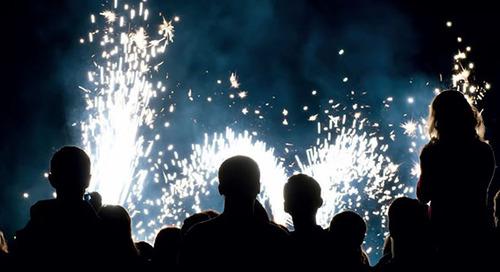 Summer Safety: Fireworks Spark Injuries