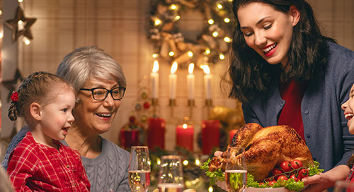 8 actions women can take to maintain health through the holidays