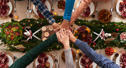 How to host a healthy holiday, featuring Express Care