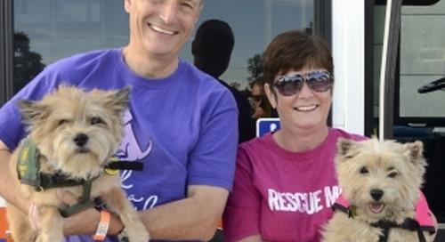 Unconditional Love: St. Joseph Health Pet Therapy Programs Comfort Patients