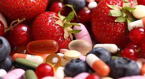 Food comes first: The facts about dietary supplements