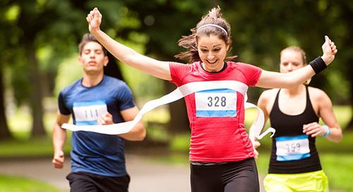 Get a healthy heart on the run