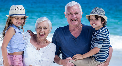 Grandparents can provide crucial support within the family
