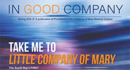 In Good Company Spring 2018