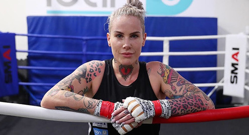 Let's talk female empowerment: An interview with Bec Rawlings, bareknuckle boxing champion
