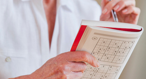 Healthy lifestyle choices help prevent dementia