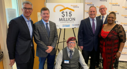 Homelessness: Our $15 million investment in affordable housing for the poor and vulnerable