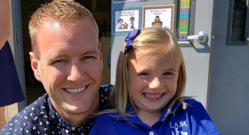 Patient story: Nick Dreckman, stroke survivor at age 35