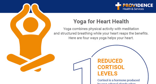 Yoga for heart health