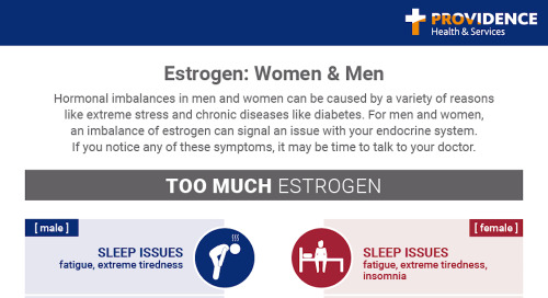 5 ways women – and men – can balance their estrogen levels