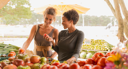 Fresh tips for the farmers market