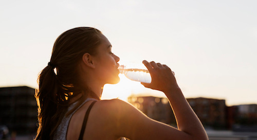 4 ways to stay hydrated this summer