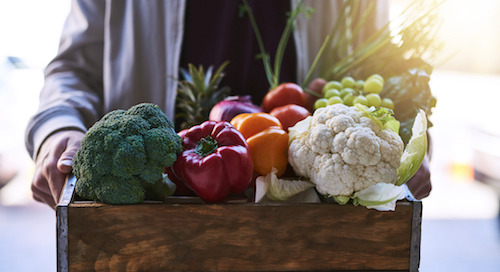New possibilities with produce delivery