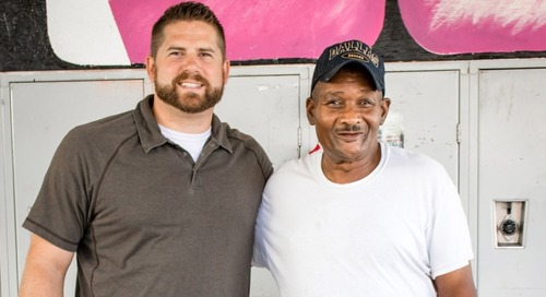 Texas - Building health and community yields huge benefits for Lubbock's homeless