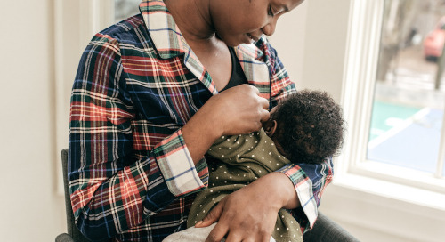 5 truths about breastfeeding