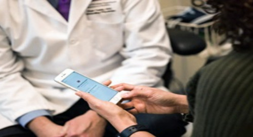 Empowering our patients via Apple's new health records feature