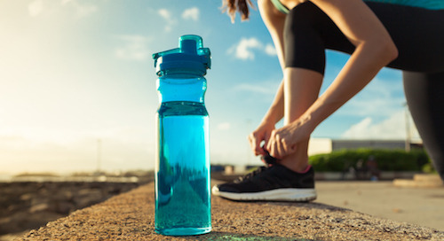 How to stay hydrated in athletics