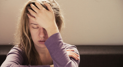 Anxiety around COVID-19 may be 'breaking' your heart