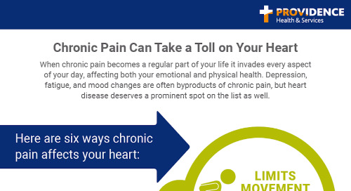Six ways chronic pain affects your heart