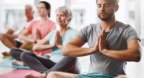 Exercise and heart health series: Yoga