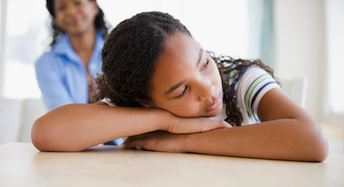 Parents: Make time for your kids' mental health
