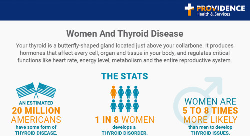 How thyroid disorders impact women's health