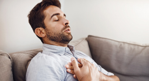 Common causes of chest pain