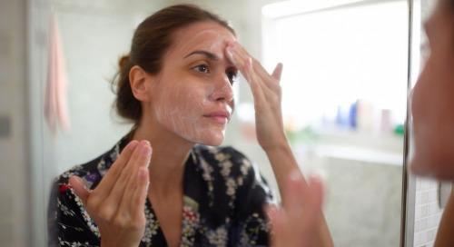 Cosmetics and eczema