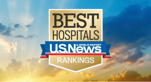 Providence St. Patrick Hospital Ranked as #1 Hospital in Montana  by U.S. News & World Report
