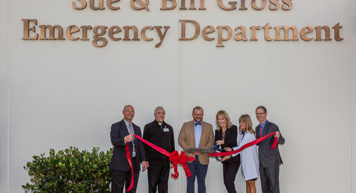 Mission Hospital Celebrates the Grand Opening of the Newly Renovated Sue and Bill Gross Emergency Department