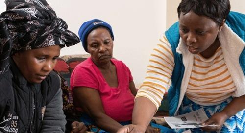 2018 Community Benefit Report: Peer Leader Navigators help newcomers adjust
