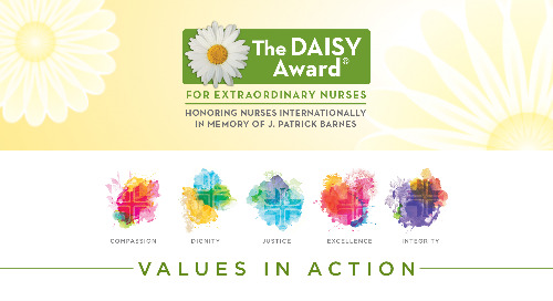 Alicia Kirkman, RN honored with October 2019 Daisy Award