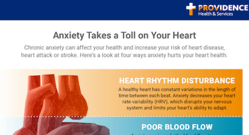 Is anxiety taking a toll on your heart?