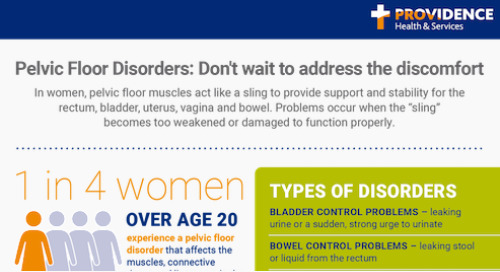 Signs of a Pelvic Floor Disorder you don't want to ignore