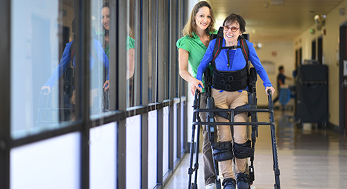 Providence Little Company of Mary Rehabcentre: Restoring independence one step at a time!