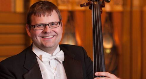 A second act for symphony principal bass player after a stroke