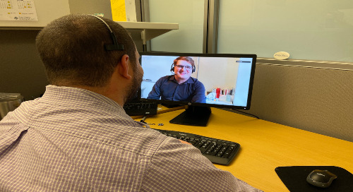 Using telehealth to address behavioral issues